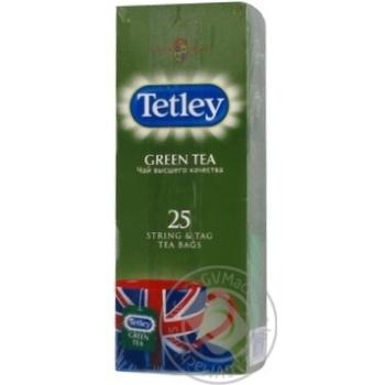 Чай зелений Tetley Green 3г*25п