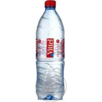 Вода Vittel минеральная негазированная 1л - купить, цены на Novus - фото 4