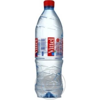 Вода Vittel минеральная негазированная 1л - купить, цены на Novus - фото 5