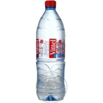 Вода Vittel минеральная негазированная 1л - купить, цены на Novus - фото 6