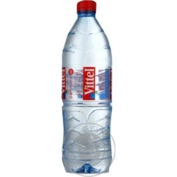 Вода Vittel минеральная негазированная 1л - купить, цены на Novus - фото 7