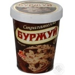 Мороженое Буржуй Ласунка страчателла 500г