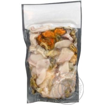 Коктейль з морепродуктів Скандінавіка 200г - купити, ціни на Восторг - фото 4