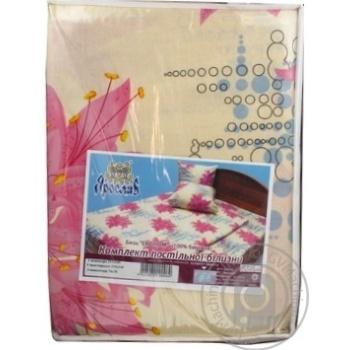 Комплект постельного белья Ярослав Эконом 145х215см - купить, цены на Novus - фото 2