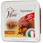 Морозиво тірамісу Viva la Crema 531г