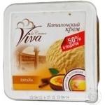 Морозиво каталонський крем Viva la Crema 529г