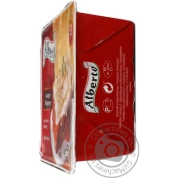 Лазанья Alberto Bolognese Говядина-свинина 400г - купить, цены на МегаМаркет - фото 2