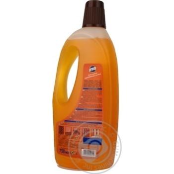 Средство Pronto Классик для мытья деревянных полов 750мл - купить, цены на Ашан - фото 2