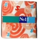 Napkins Bella paper 100pcs in a box