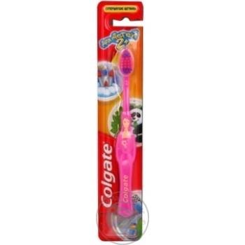 Зубная щетка Colgate Доктор заяц для детей от 2-х лет мягкая в ассортименте - купить, цены на Таврия В - фото 5