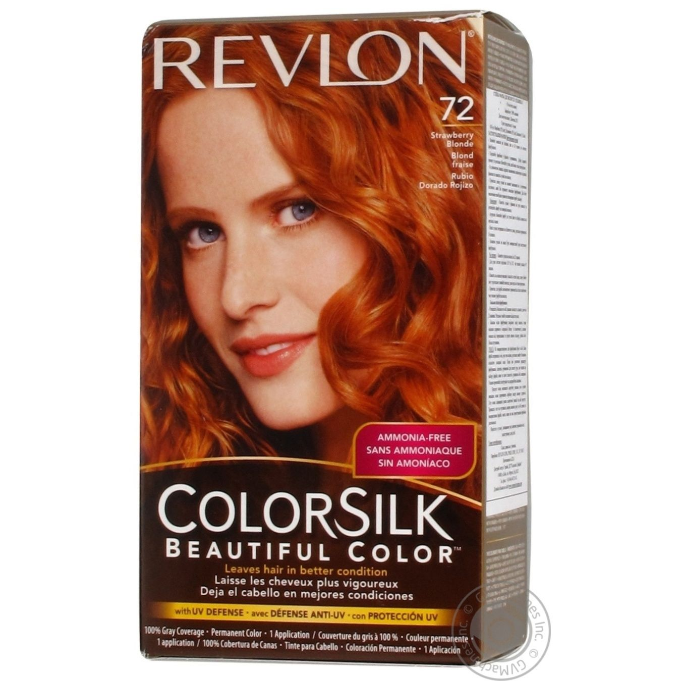 Colorsilk Strawberry Blonde Hairstyle Inspirations 2018