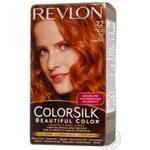 Фарба для волосся Revlon ColorSilk 72 Полуничний блондин 7R