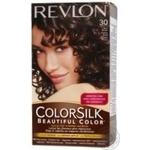 Фарба для волосся Revlon ColorSilk  30 Темно-каштановий 3N