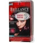 Крем-фарба Brillance Нічний діамант №898