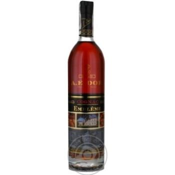 Коньяк A.E.Dor XO Cognac Embleme 0.75л у коробці х2