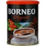 Natural instant coffee Borneo Original 100g Ukraine