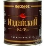 Natural instant coffee Moskofe Indian 190g India