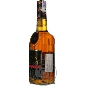 Виски Black Velvet Reserve 8 лет 40% 0,7л - купить, цены на Novus - фото 2