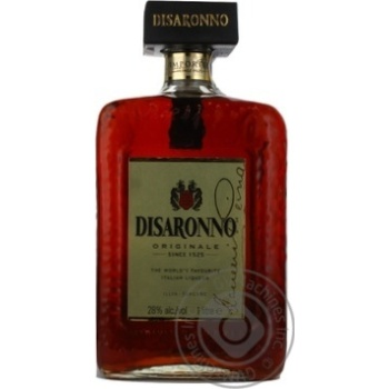 Лікер Disaronno Originale Amaretto 28% 1л