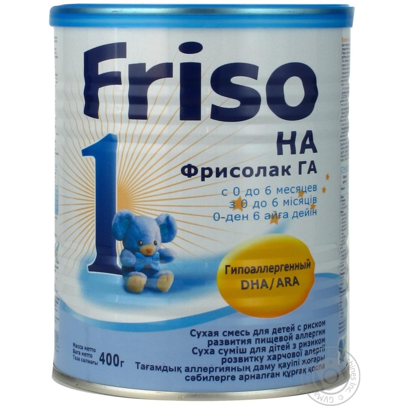 Mix Frisolak: reviews of doctors. Hypoallergenic Frisolac: reviews 73