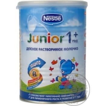 Суміш молочна Nestle GUM junior 1 400г