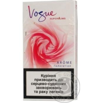 Цигарки Vоgue Аrome Balade au Parc