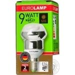 Bulb Eurolamp e14:е14 9w 12000hours 240v China