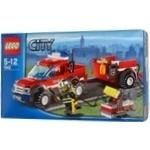 Конструктор Рятувальний пожежний всюдихід Lego 130 деталей