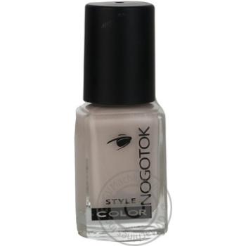 Лак для нігтів Nogotok Style Color №077 12мл - купить, цены на Novus - фото 1