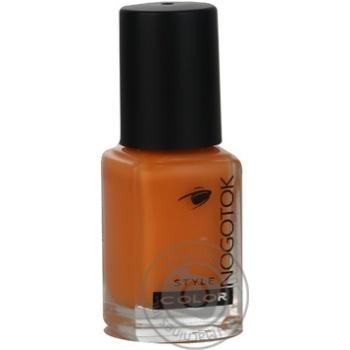 Лак для нігтів Nogotok Style Color №060 12мл - купити, ціни на Novus - фото 6