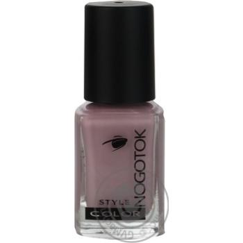 Лак для нігтів Nogotok Style Color №081 12мл - купить, цены на Novus - фото 1