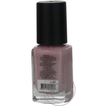 Лак для нігтів Nogotok Style Color №081 12мл - купить, цены на Novus - фото 2