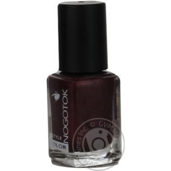 Лак для нігтів Nogotok Style Color №179 12мл - купить, цены на Novus - фото 7