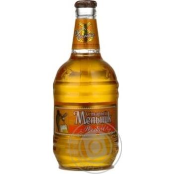 Пиво Старый Мельник мягкое светлое 4.2% 500мл Россия