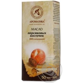 Олія Ароматика персикових кісточок 50мл - купити, ціни на Ашан - фото 4