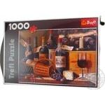 Пазли Trefl 1000 елементів - купити, ціни на Ашан - фото 3
