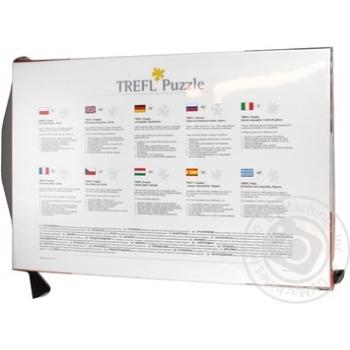 Пазли Trefl 1000 елементів - купити, ціни на Ашан - фото 7