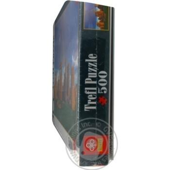 Пазли Trefl 500 елементів - купити, ціни на Ашан - фото 4