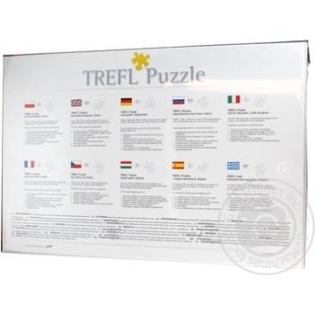 Пазли Trefl 500 елементів - купити, ціни на Ашан - фото 6