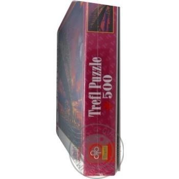 Пазли Trefl 500 елементів - купити, ціни на Ашан - фото 2