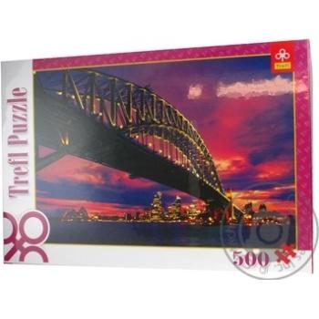 Пазли Trefl 500 елементів - купити, ціни на Ашан - фото 3
