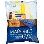 Mayonnaise Dachnuy Provansal 67% 350g Ukraine