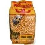 Groats pea Roskoshnaya whole 1000g Ukraine - buy, prices for Novus - image 1