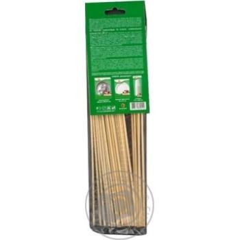 Палички Eventa бамбукові 24шт/уп - купити, ціни на Фуршет - фото 5