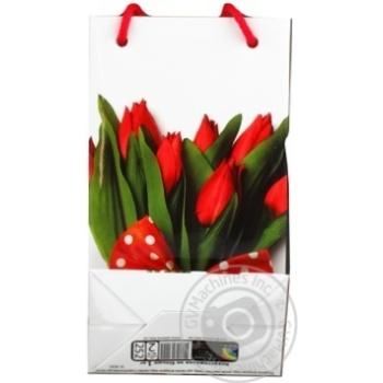 Пакет Sabona подарунковий 180х100см - купити, ціни на Метро - фото 4