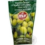 olive Itlv green with bone 195g doypack Spain