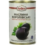 olive Arden black pitted 300ml can Spain