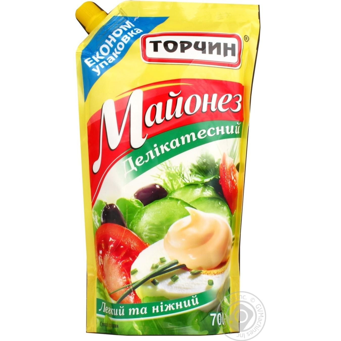 onnaise torchin delicatessen % g doypack ukraine rarr canned onnaise torchin delicatessen 30% 700g doypack ukraine
