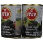 olive Itlv black with bone can Spain