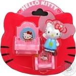 Набір іграшковий 6 блістер мал.Hello Kitty в асортименті 290188
